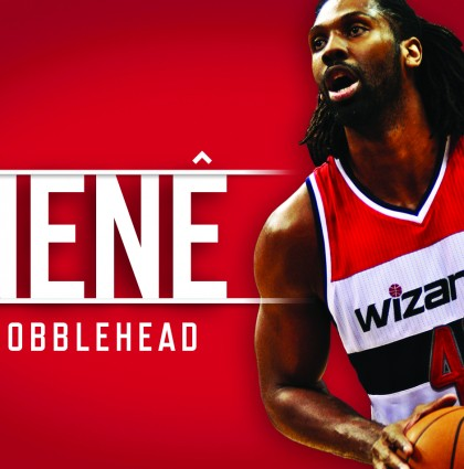 Nenê Bobblehead Package Design