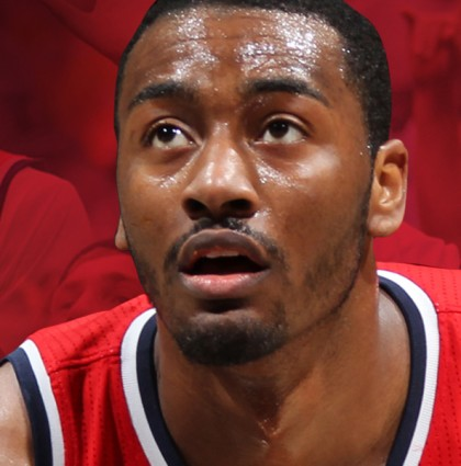 Washington Wizards Mobile App Splash
