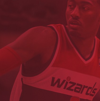 Wizards 2013-14 Team Poster