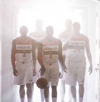 Behind the Scenes with the 2014-15 Washington Wizards