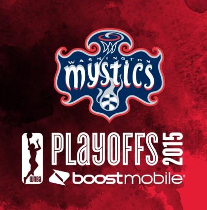 Washington Mystics and the WNBA 2015 Playoffs